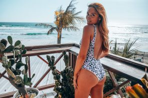 KIWI BRAND MAKES BIKINIS OUT OF RECYCLED FISHING NETS SEES POPULARITY IN THE U.S