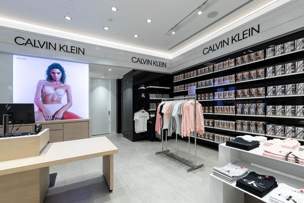 Calvin Klein Commercial Bay 5