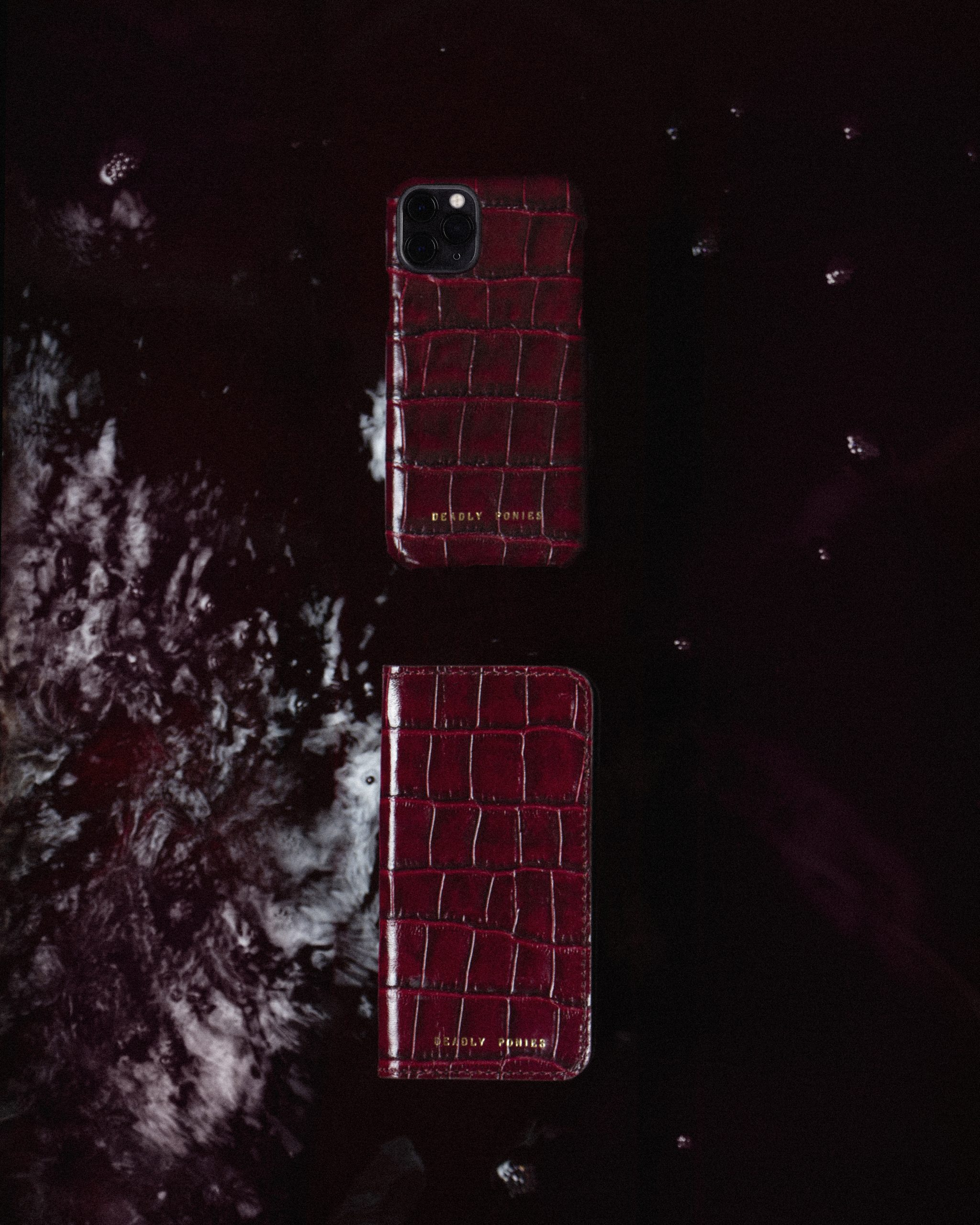 Iphone-Case-Croc-Bordeaux