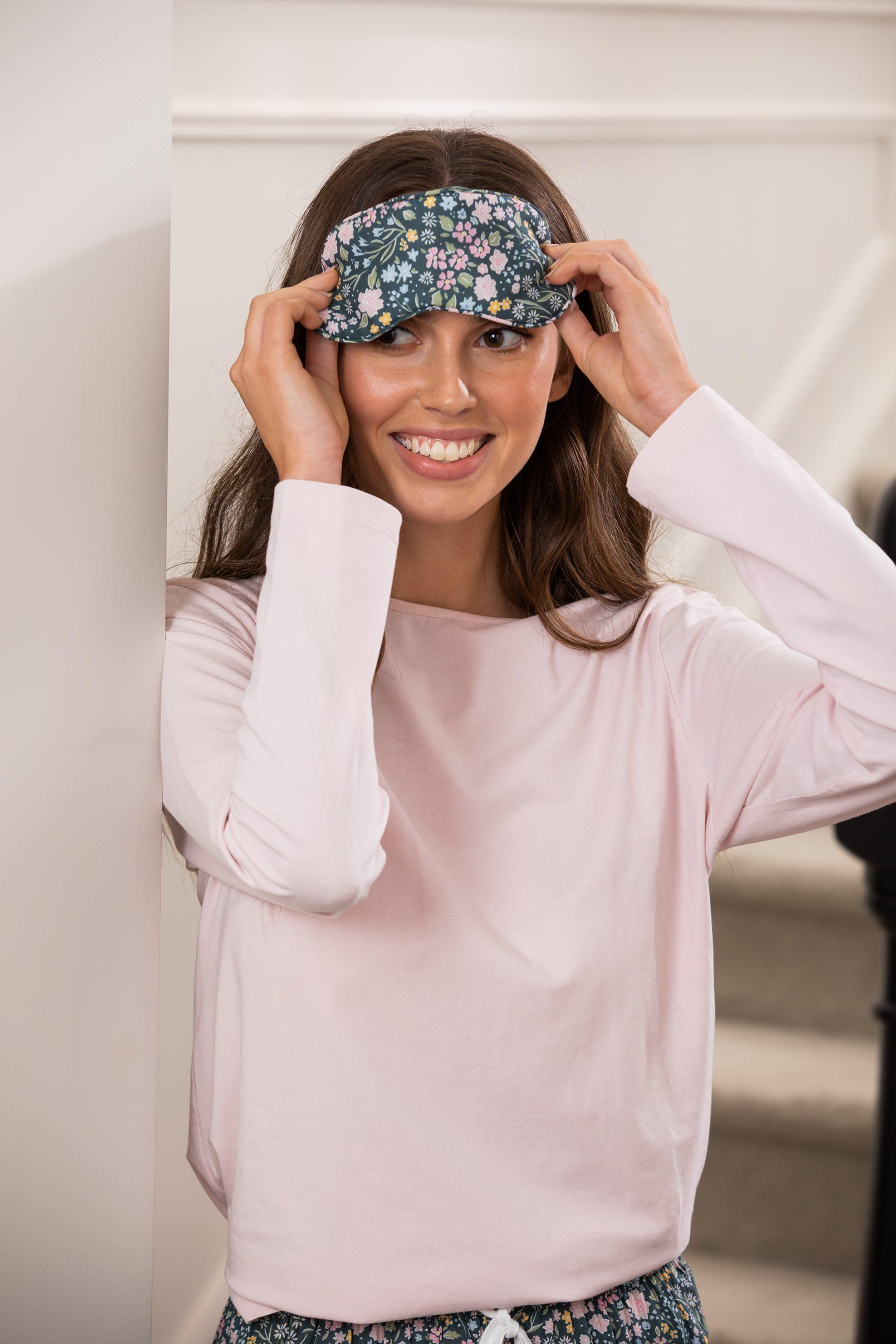Wallace Cotton Jacinda Eye Mask $9.90 Asha Long Sleeve Tee Rose Pink $49.90