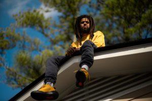 J. Cole's Second Signature Basketball Sneaker