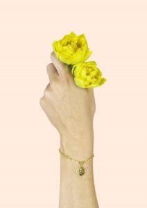 marigold bracelet