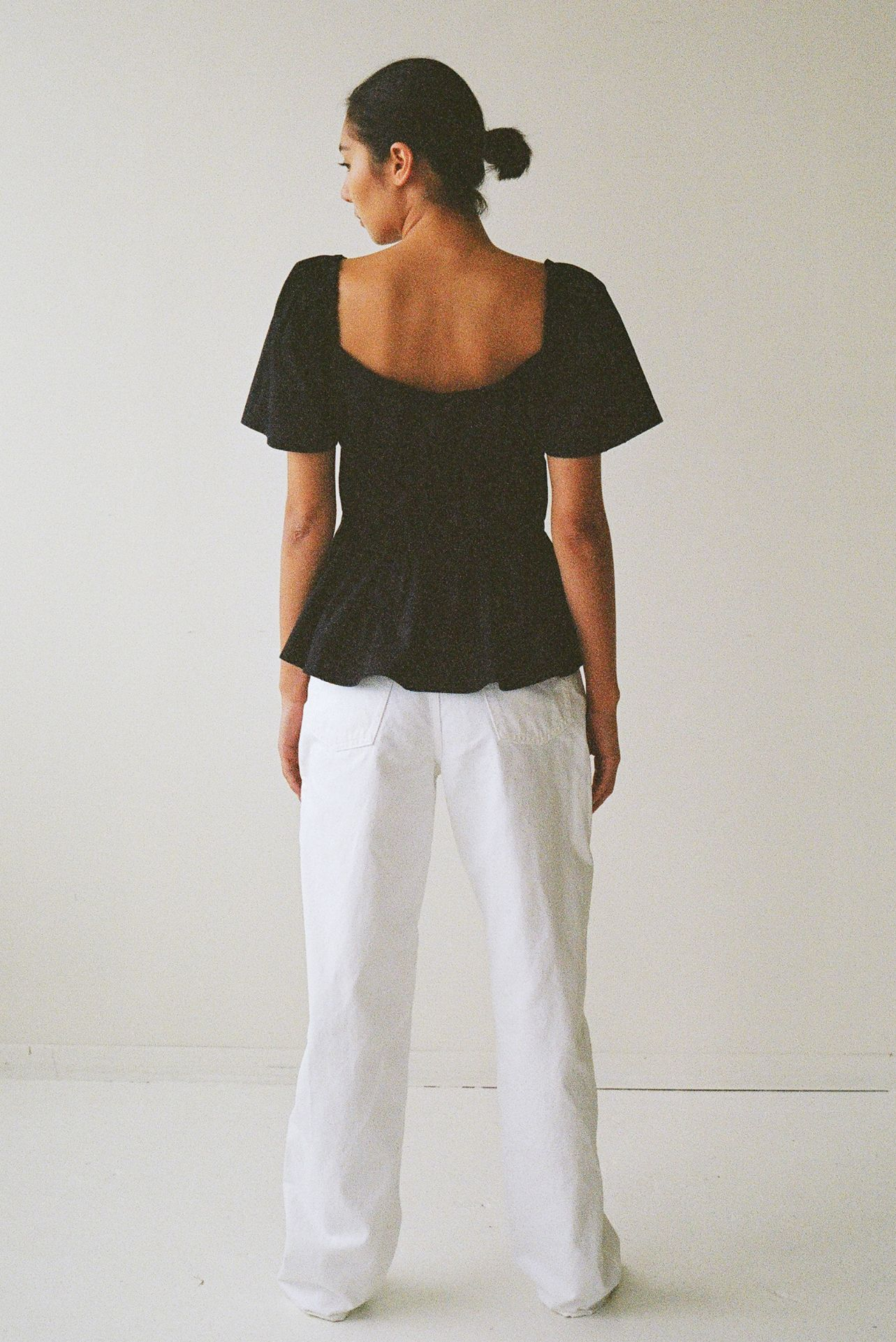 Bodice top black - Ellis Label - Womens designer clothing New Zealand_0024_82980011