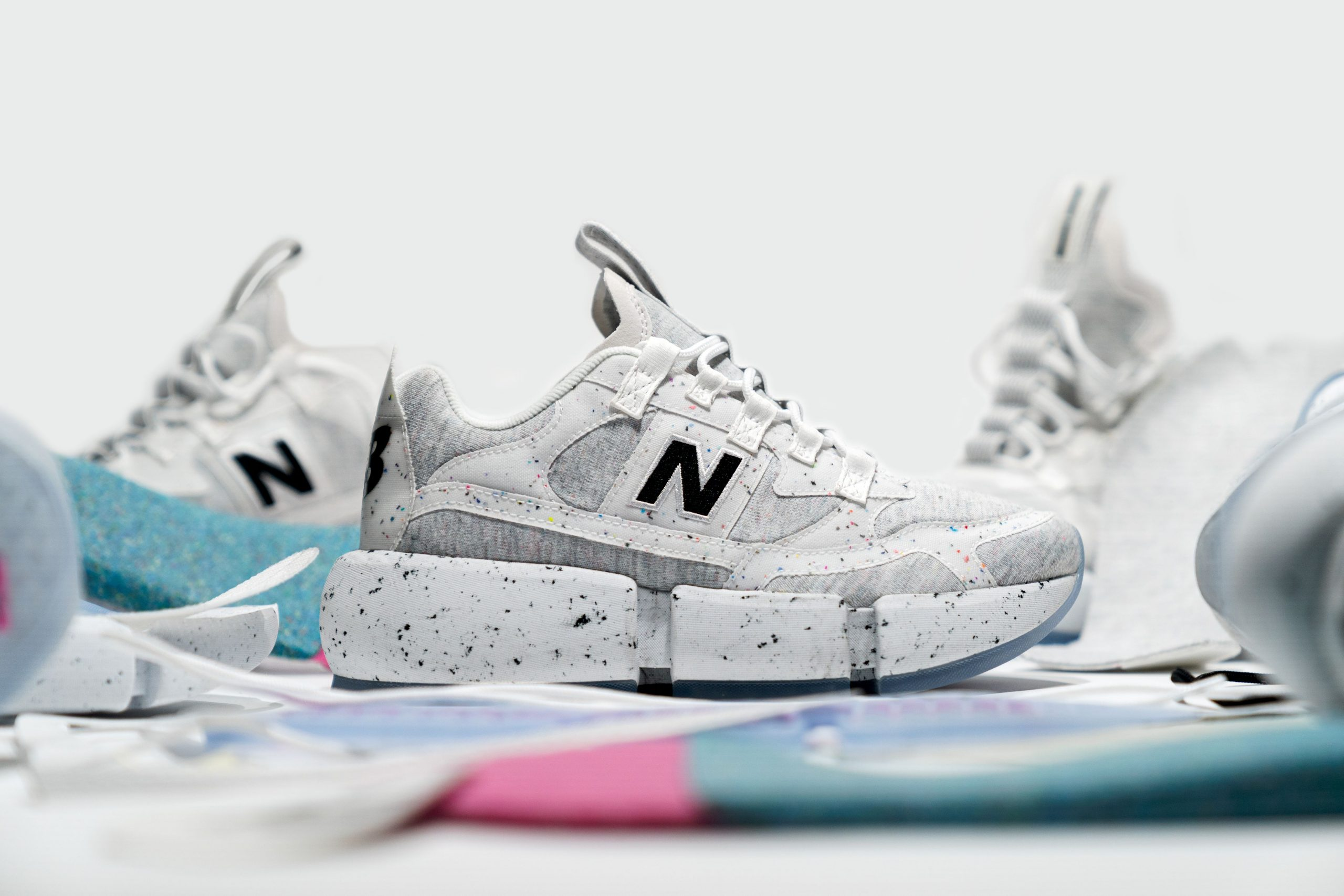 New Balance Vision Racer ReWorked