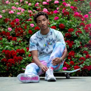 Jaden Smith in New Balance Vision Racer ReWorked