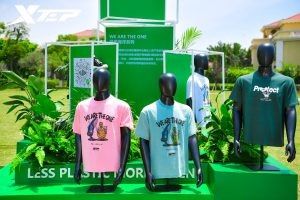 XTEP PLA T-shirts