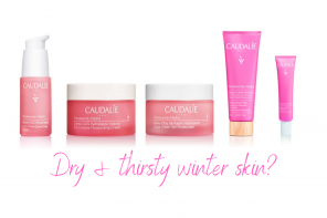 Introducing: The NEW Caudalie Vinosource-Hydra Range for Plump & Hydrated Skin