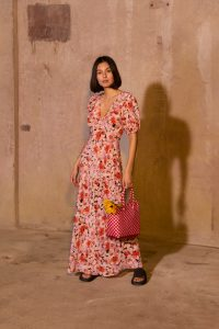 RUBY Aimee Silk Dress
