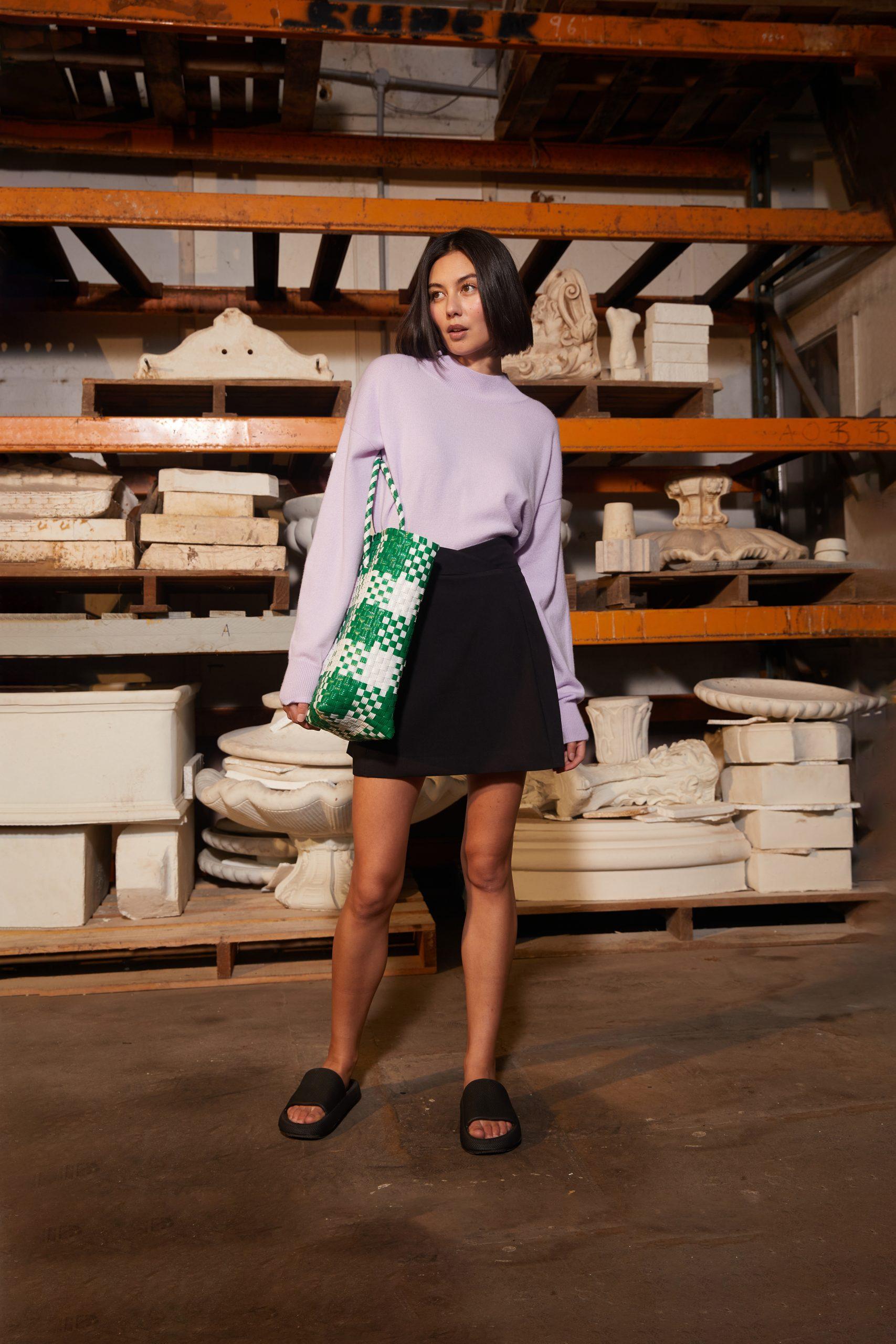 RUBY Kenzie Sweater, Franka Miniskirt