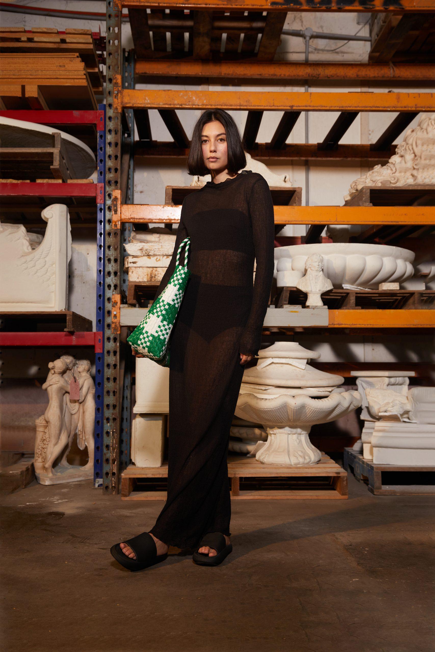 RUBY Mona Sheer Dress