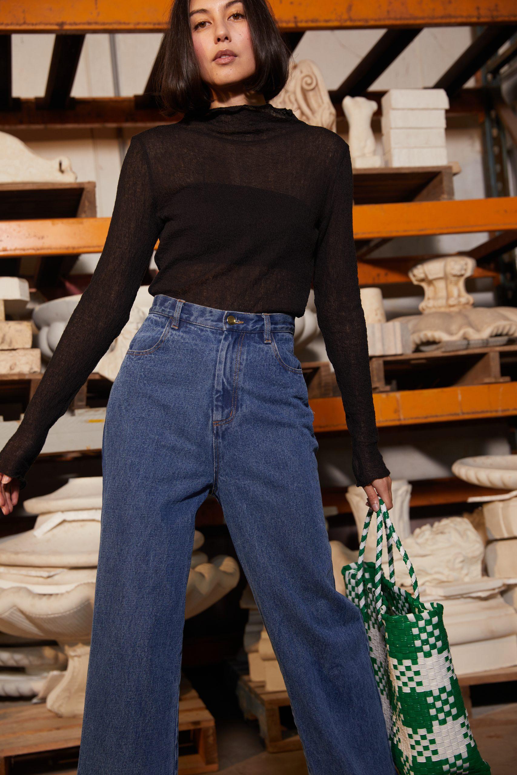 RUBY Mona Sheer Top, Missy Jean