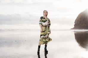 Derek Henderson Joins Kiwi Label for New Collection