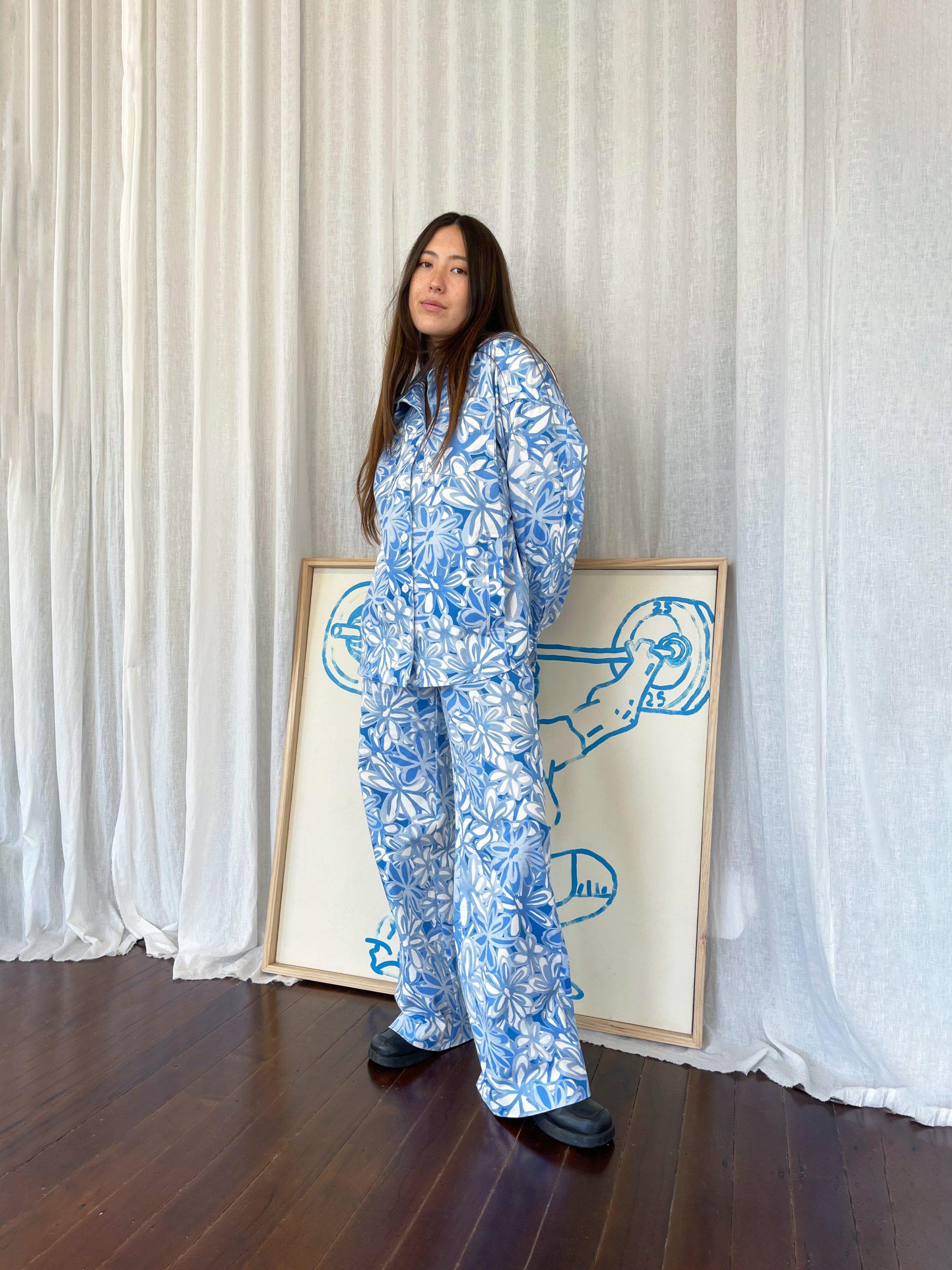 RUBY_Butterfly Jacket, Butterfly Jean