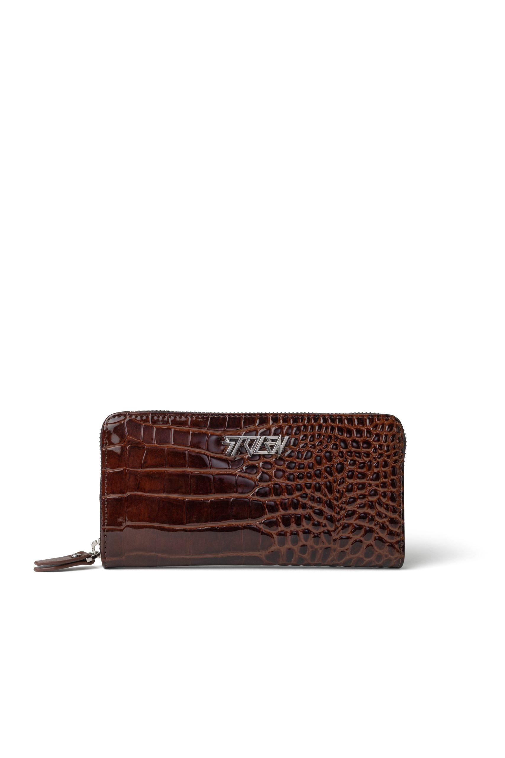 B045 Big Trouble Wallet Auburn RRP $209