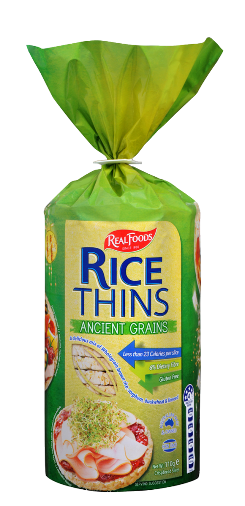 Ancient Grains Clear Cut