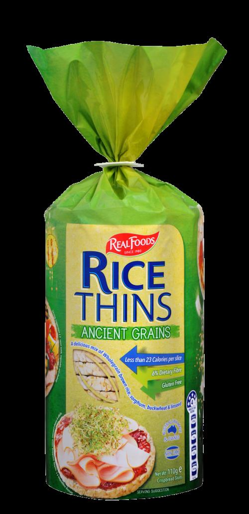 Ancient Grains Clear Cut