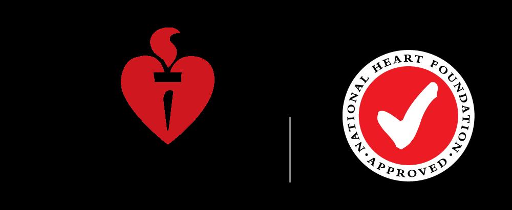 Heart Foundation Tick