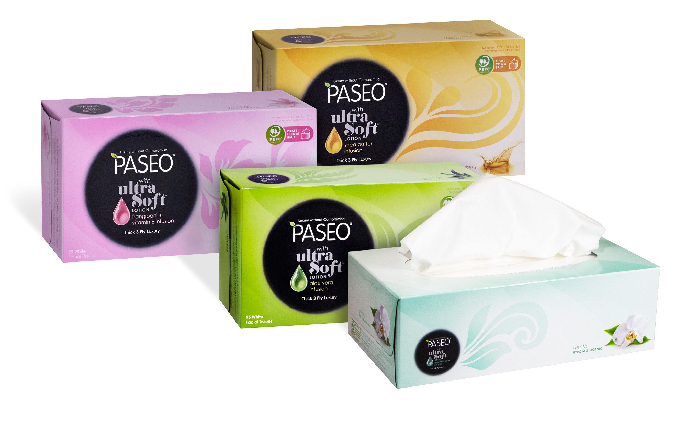 Paseo Ultra Tissues Range Shot Sep 2015