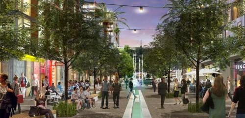 The future of Alexandra Park.