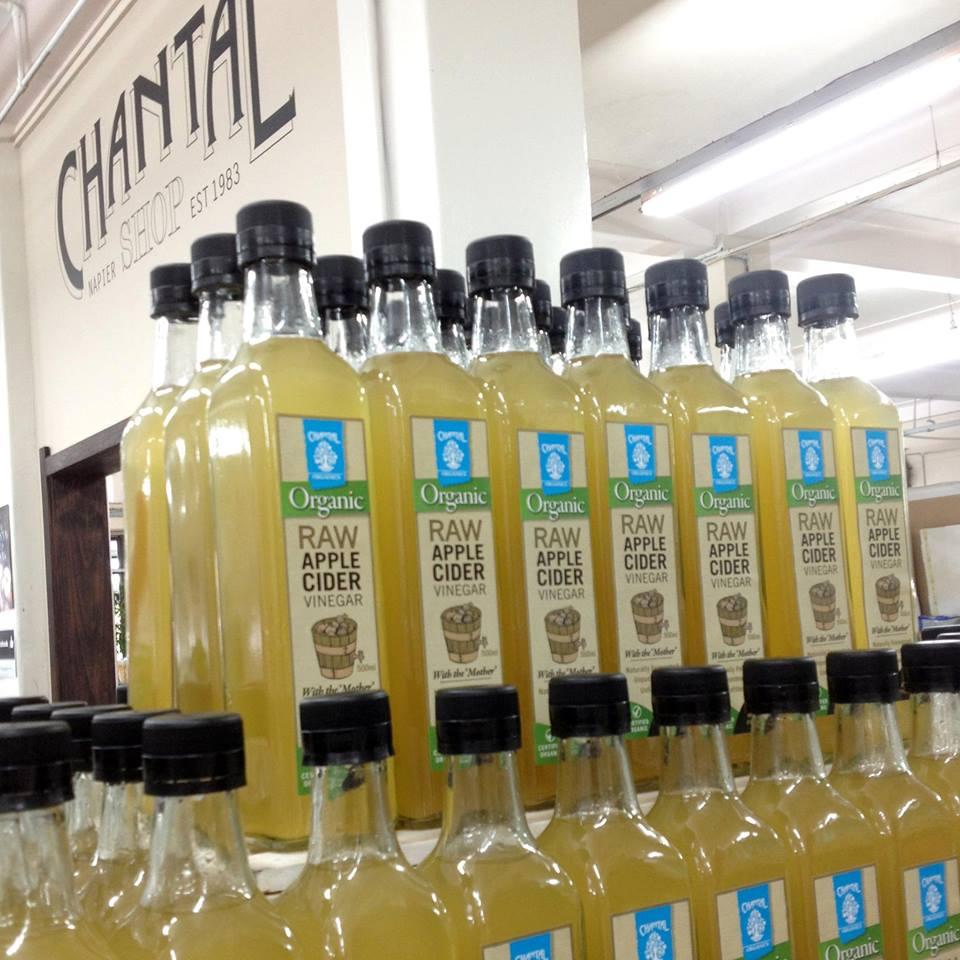 Chantal Apple Cider Vinegar