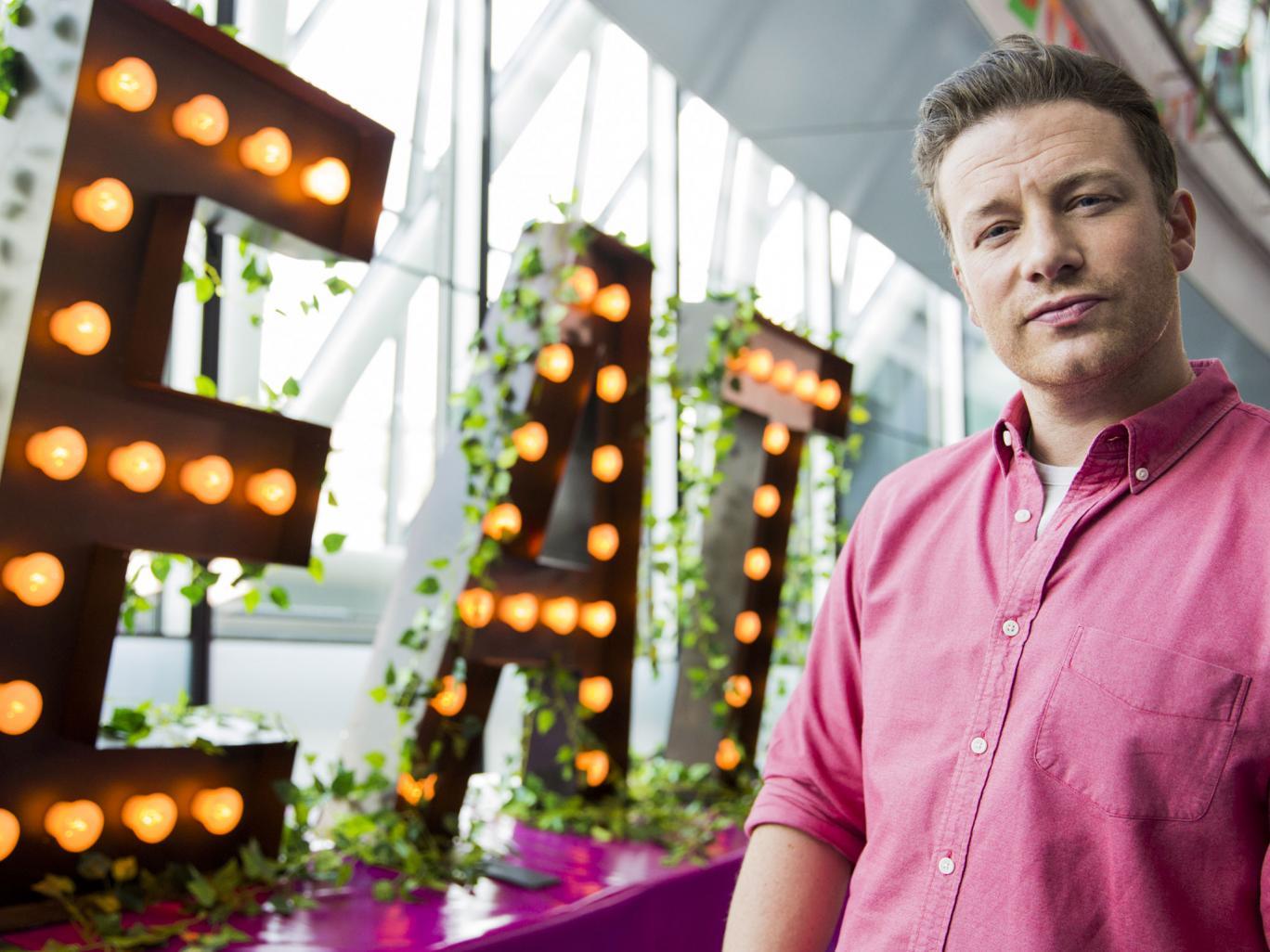 Jamie Oliver sugar tax