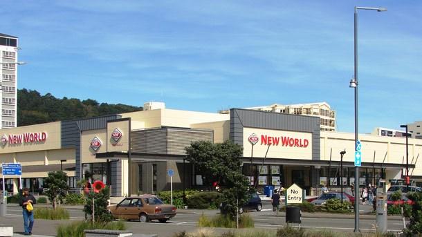New World Wellington City