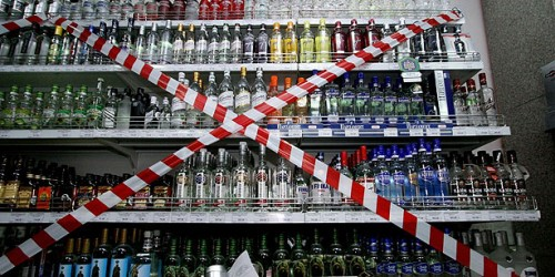 countdown alcohol sales ban