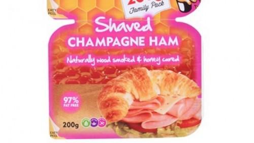 beehive champagne ham