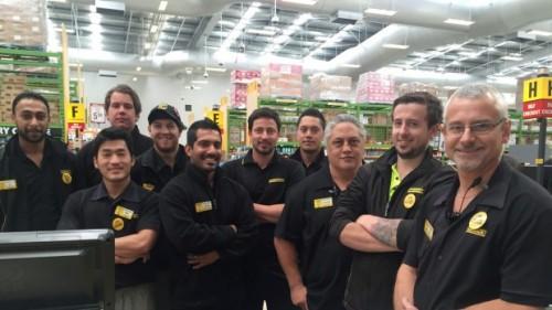 PAK'nSAVE Hastings staff