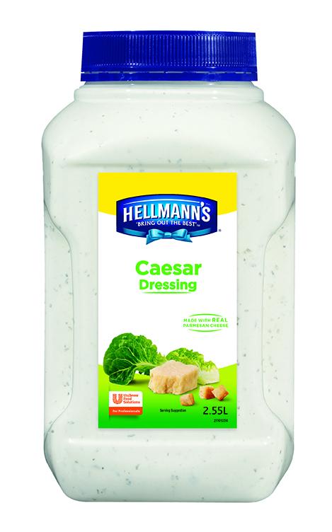 HELLMANN'S Caesar Dressing 2D sml