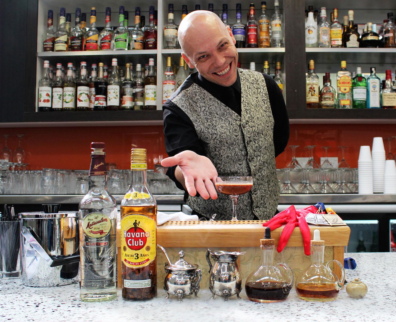 Jovanovic Bartender of the Year