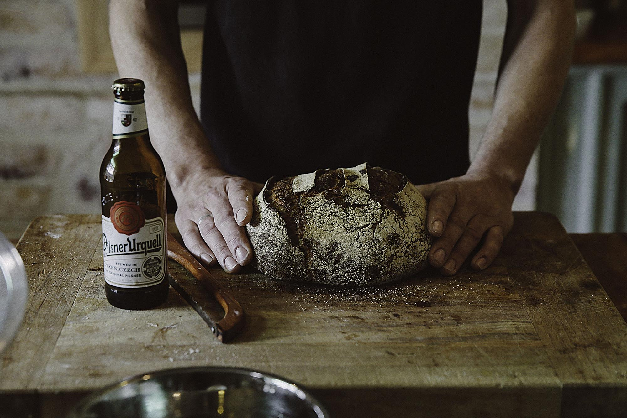 Pilsner Urquell Wild Wheat Sourdough RRP$7.00
